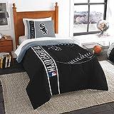 Northwest Chicago White Sox MLB Twin Comforter Set