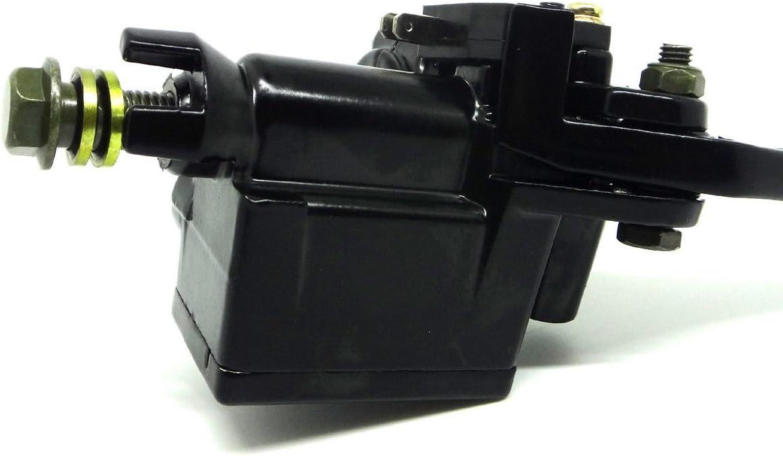 Amsamotion Maitre Cylindre de frein pour Honda Xr250/Xr500/XR400/Xr350/Honda Rebel Cmx250/Ca250/2013/Honda Rebel 250/Cmx250/C 2012/Honda Rebel 250/Cmx250/C