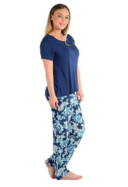 Highstreet Outlet - Pijama - para mujer Azul azul 38