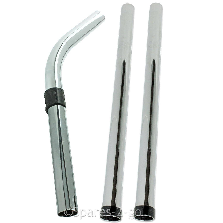 Spares2go Hoover Hose Tool Brush Kit for Numatic Harry HHR200 HHR20012 Vacuum Cleaner (1.8m)