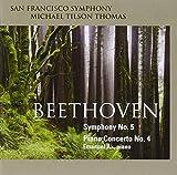 Beethoven: Symphony No. 5 / Piano Concerto No. 4