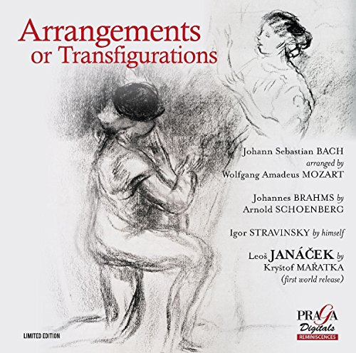 Arrangements Or Transfigurations (SACD)