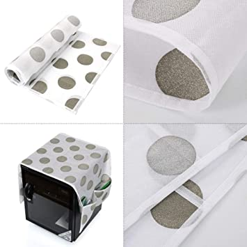 ... Accessories Double Pockets Dust Covers Microwave Cover Microwave Oven Hood Is Accesorios Para Cocina Very Much Loved By Housewives: Kitchen & Dining
