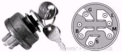 Amazon com : Replacement Ignition Switch Fits Bobcat/Ransom