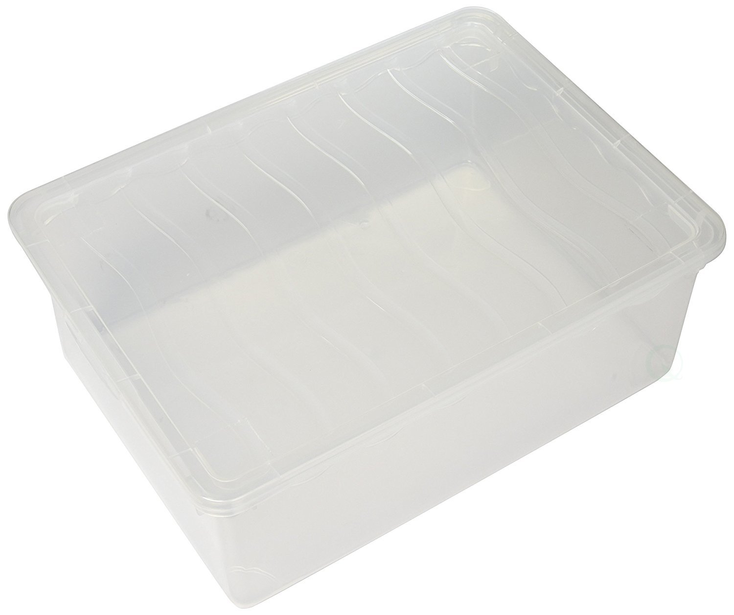 Plastic Storage Container, Shoe box Quickway Imports QI003259