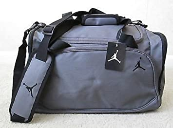 455702e5776 Image Unavailable. Image not available for. Colour  Nike Jordan Mens  Basketball Gym Duffel Duffle Bag ...