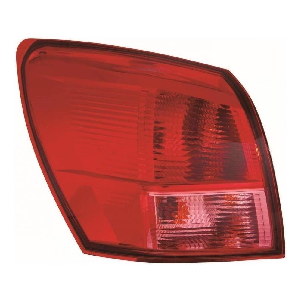Nissan Qashqai Includes Qashqai+2 2007-4//2010 Rear Tail Light Passenger Side N//S