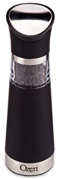 Ozeri Kitchen OZG4 Automatic Gravity Electric Pepper Grinder