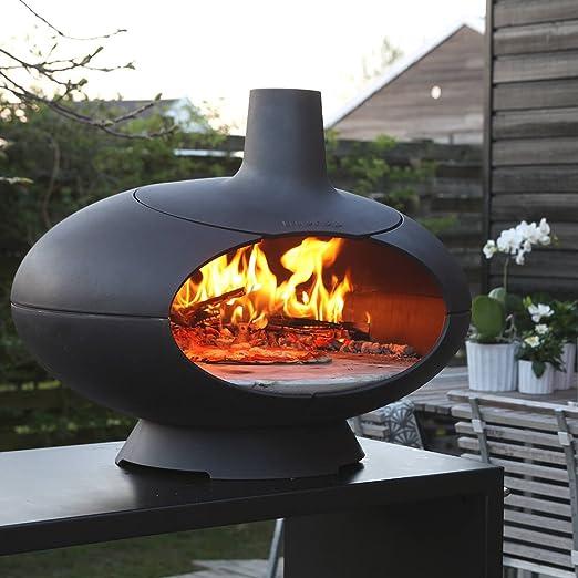 Mors Ø Forno - horno de Pizza - para horno a la vez de madera al ...