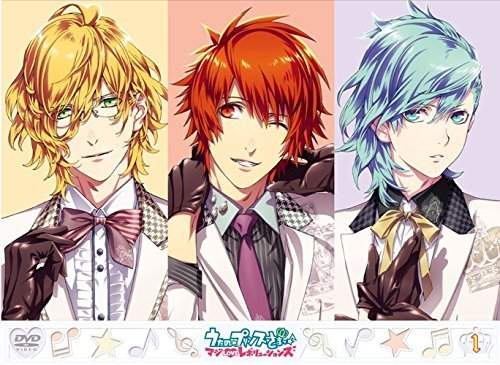 Animation - Uta No Prince-Sama Maji Love Revolutions 1 (DVD+CD) [Japan DVD] KIZB-201