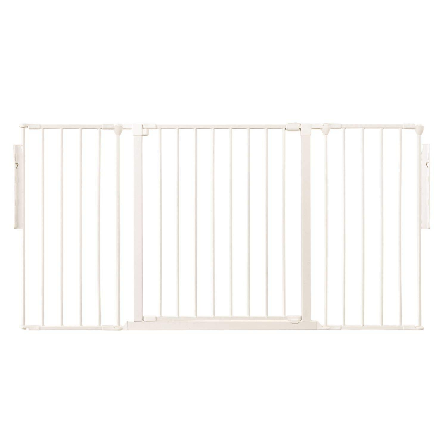 Safetots Room Divider White Up to 171cm