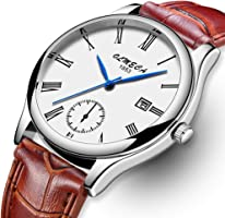 Special Section Watch Lover Quartz 2019 Geneva Fashion Men Date Alloy Case Synthetic Leather Analog Sport Watches Relogio Masculino A3 And Digestion Helping Watches