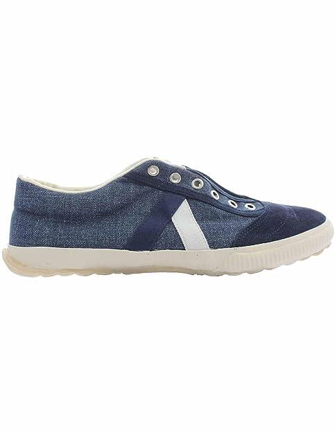 Zapatillas EL GANSO TIGRA Walking Indigo 44: Amazon.es: Zapatos y complementos