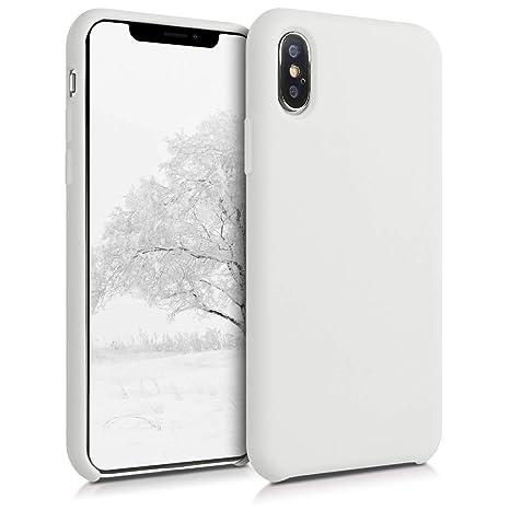 coque apple iphone xs blanc