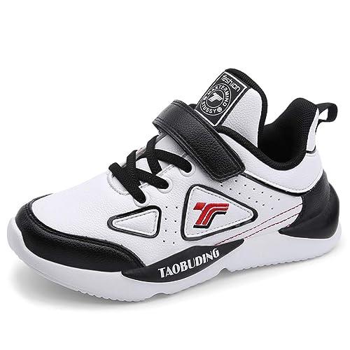 Zapatillas de Baloncesto para niños de Piel para Correr ...