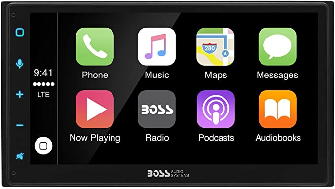 Amazon Com Boss Audio Systems Bvcp9675a Car Multimedia Player With