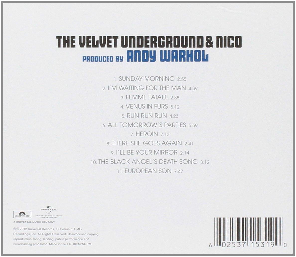 The Velvet Underground & Nico - 45th Anniversary Edition: The ...