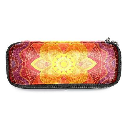 TIZORAX Hippie Mandala Yoga Psychedelic - Estuche para ...