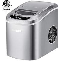VIVOHOME Electric Portable Compact Countertop Automatic Ice Cube Maker Machine