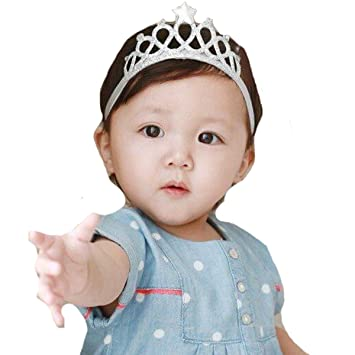 Hair Accessories Clothing, Shoes & Accessories Nice Newborn Baby Girl Infant Crown Headband