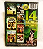 14 Family Adventure Movies~Time of the Wolf, Harvest, Castle Rock, Daughters of Joshua Cabe, Long Road Home & More