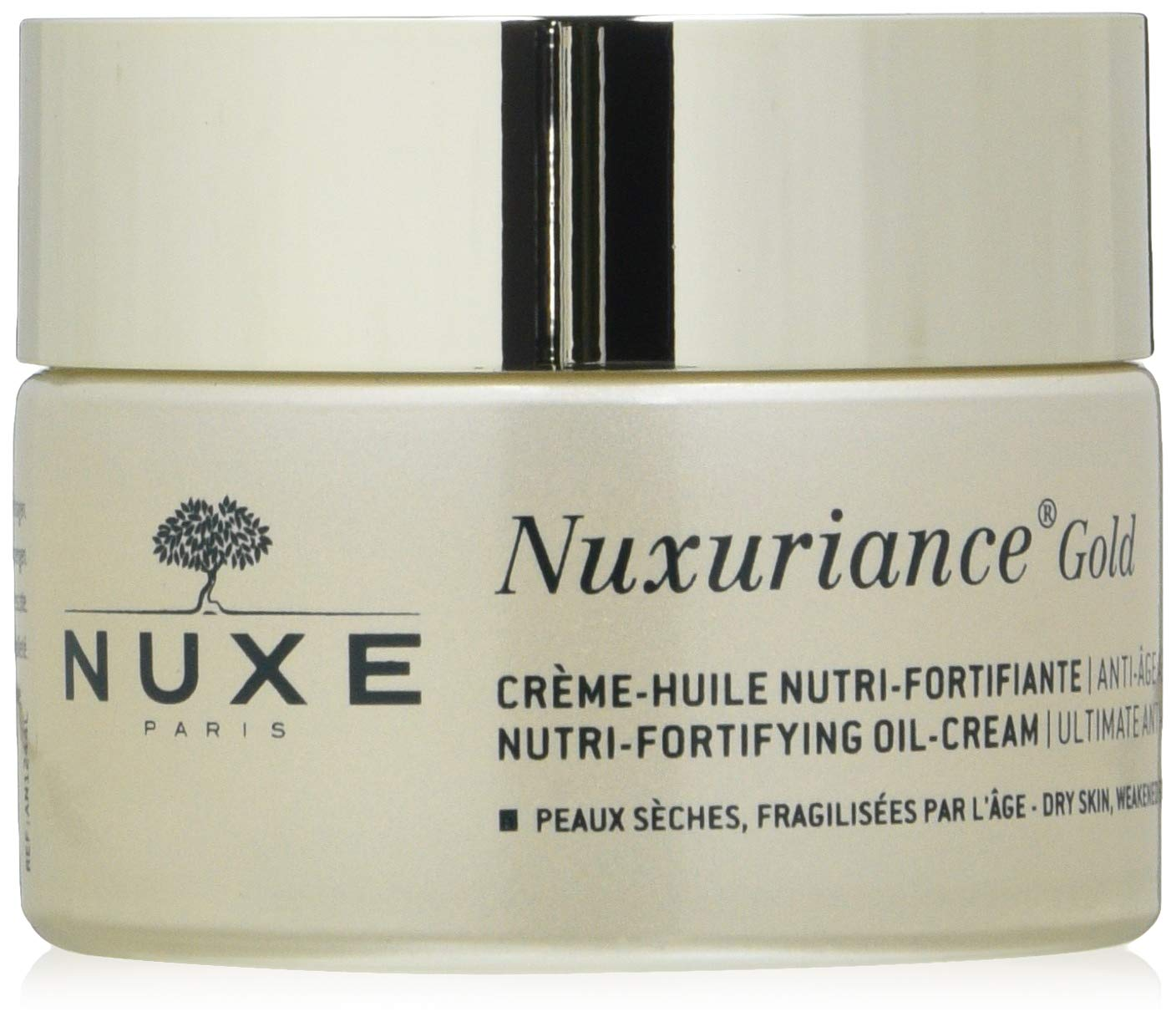 Nuxe Nuxuriance Gold Cr¨Me-Huile Nutri-Fortifiante 50 ml - 50 ml