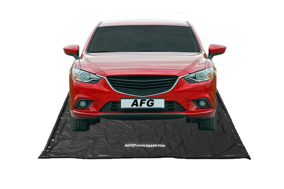 AutoFloorGuard AFGP-7918 Black 7'9''x18' AFG MidSize Containment Mat by AutoFloorGuard (Image #5)
