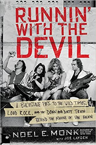Image result for runnin with the devil book