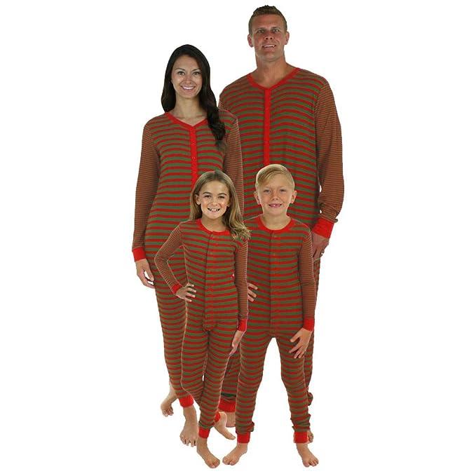 0f7fbcb7d0 K-youth Conjunto de Pijamas Familiares de Navidad Unisexo Pijamas de Navidad  Familiares Ropa de