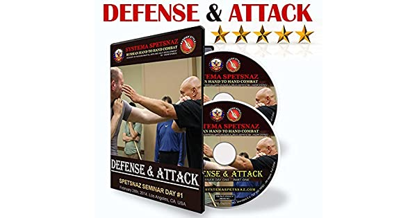 Amazon.com: Artes Marciales de DVD – Defensa y Ataque Ruso 2 ...