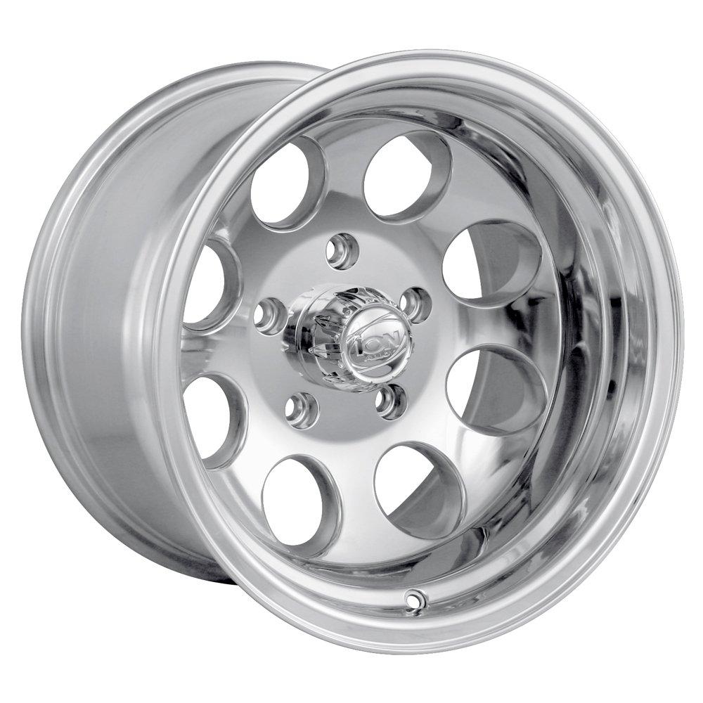 Ion Alloy 171 Polished Wheel (15x8/5x139.7mm)