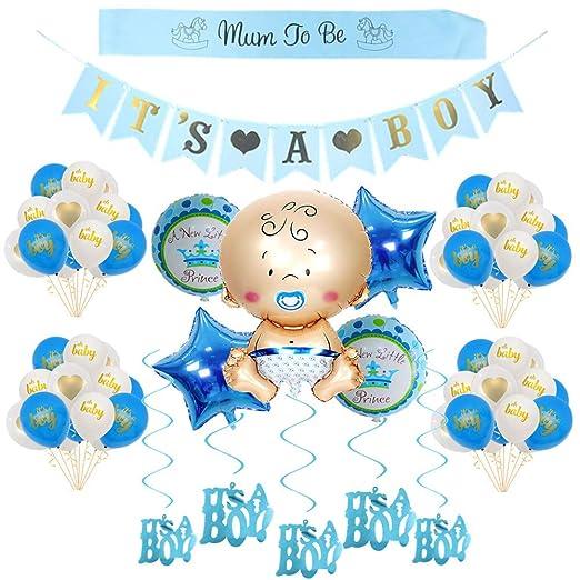 Decoracion De Baby Shower Para Nino.Crazy M Decoracion De Baby Shower Para Nino Nino Una