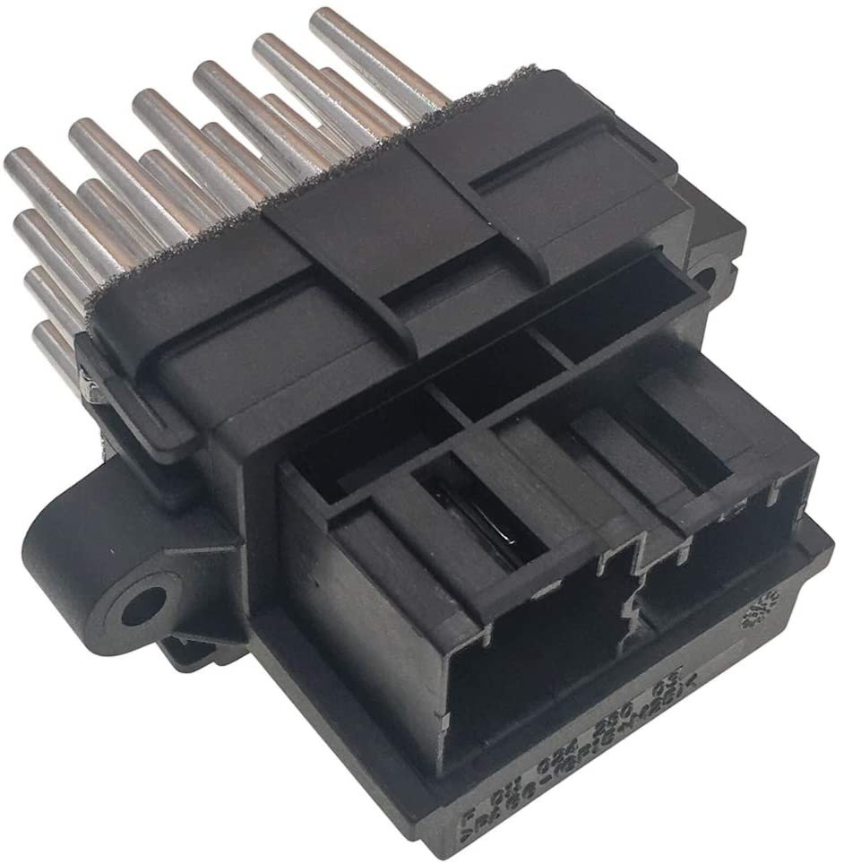 Saturn Replaces 15-81638 15141283 GMC Buick Duolctrams HVAC Blower Motor Control Module Resistor Compatible with Chevrolet