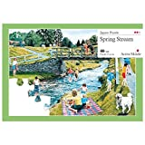 Active Minds 35 Piece Spring Stream Jigsaw Puzzle | Specialist Alzheimer's/Dementia Activities & Games