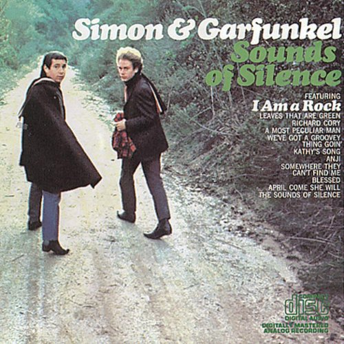 CD : Simon & Garfunkel - Sounds of Silence (CD)