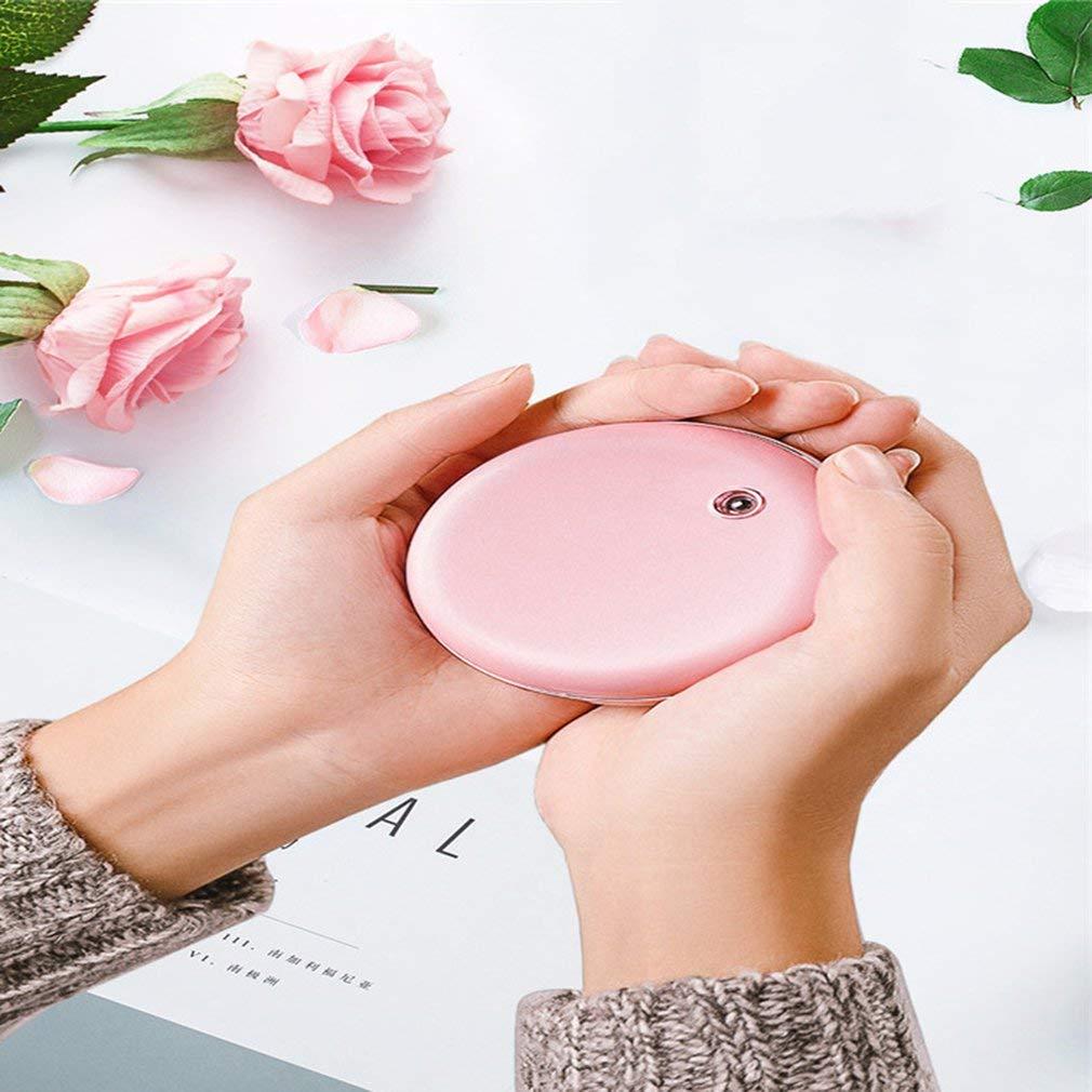 Acquisto DERNON Scaldabagno Elettrico Portatile Domestico Riscaldatore Macchina Dual-Side Rosa Prezzi offerte