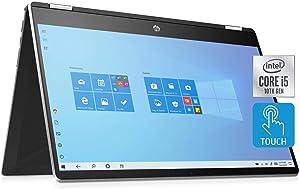 HP Pavilion x360 2-in-1 15.6in Touchscreen i5-10210U 8GB RAM 512GB SSD Win 10