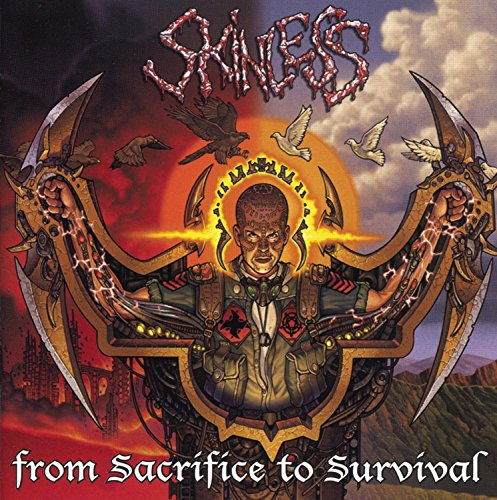 Skinless: From Sacrifice To Survival (Audio CD)