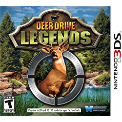 Deer Drive Legends 3DS