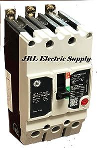 GE Distribution TEYL3125 Molded Case Circuit Breaker 125 Amp 480/277 Volt AC 250 Volt DC 3-Pole Bolt-On Mount