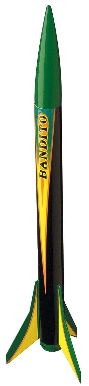 Estes 803 Bandito Flying Model Rocket Kit Estes CA