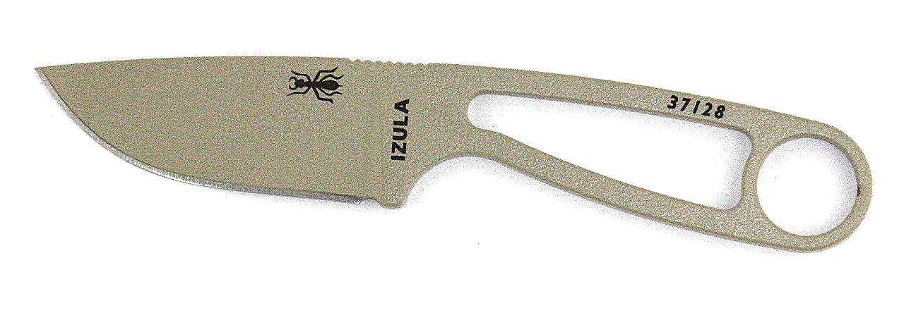 ESEE Desert Tan Izula Knife w/ Sheath by ESEE (Image #1)