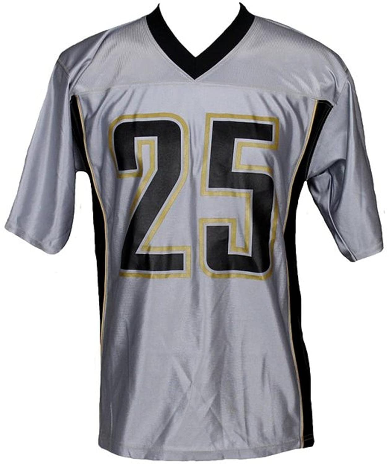 ... Amazon.com New Orleans Saints NFL Mens REGGIE BUSH 25 Fashion Dazzle  Jersey 282b1e3d7