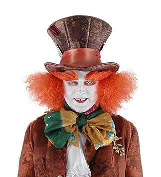 Alice In Wonderland Madhatter Eyebrows Traje Accesorios