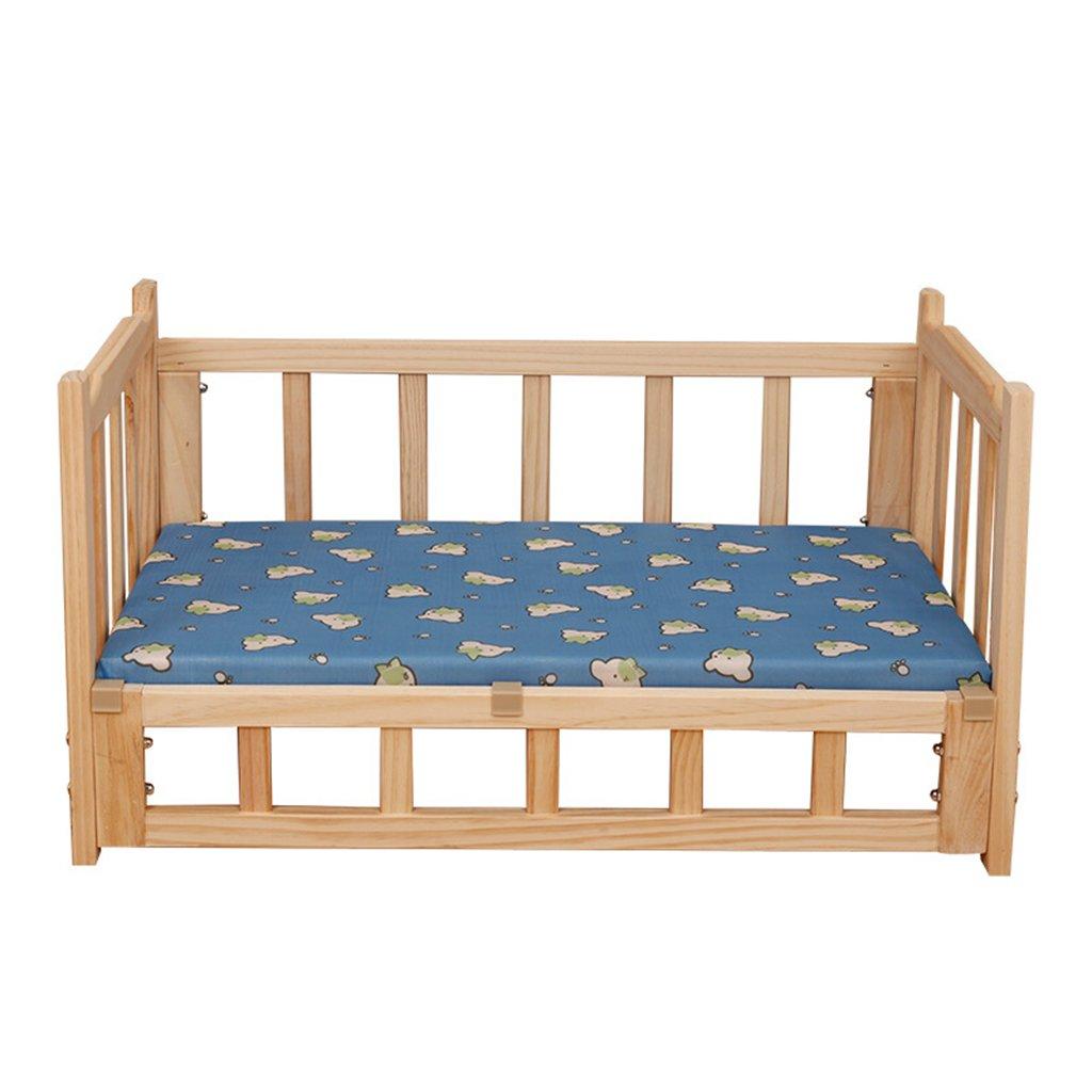 Dog bed Cuccia per gatti Casa sfoderabile per cani di piccola e media taglia Prodotti per animali domestici Scale per animali domestici (dimensioni   105  60  42cm)