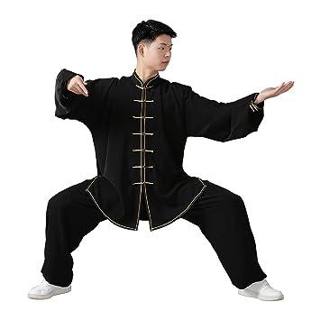 GE® Traje de Traje de Tai Chi Chuan, práctica de Artes ...