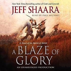 A Blaze of Glory Audiobook