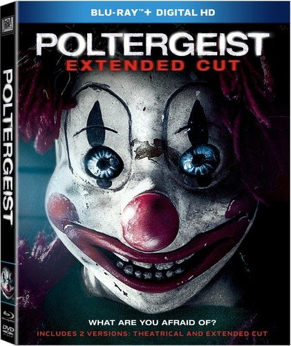 Blu-ray : Poltergeist (Widescreen, Digitally Mastered in HD, Digital Theater System, Dubbed, )