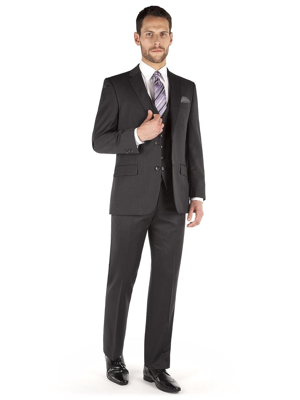 Pierre Cardin Mens Grey Suit Jacket in 34R to 52S
