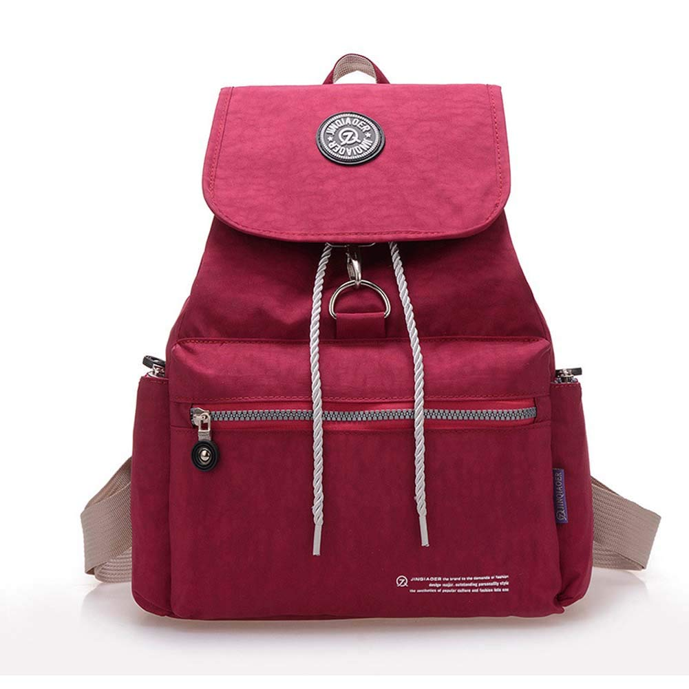 Frauen Herren Umhängetasche Student Bag Wasserdichte Nylon Stoffbeutel Trend Outdoor Reisetasche Wilde Schultertasche Tote Bag B07PVX2BVQ Rucksackhandtaschen Kostengünstig